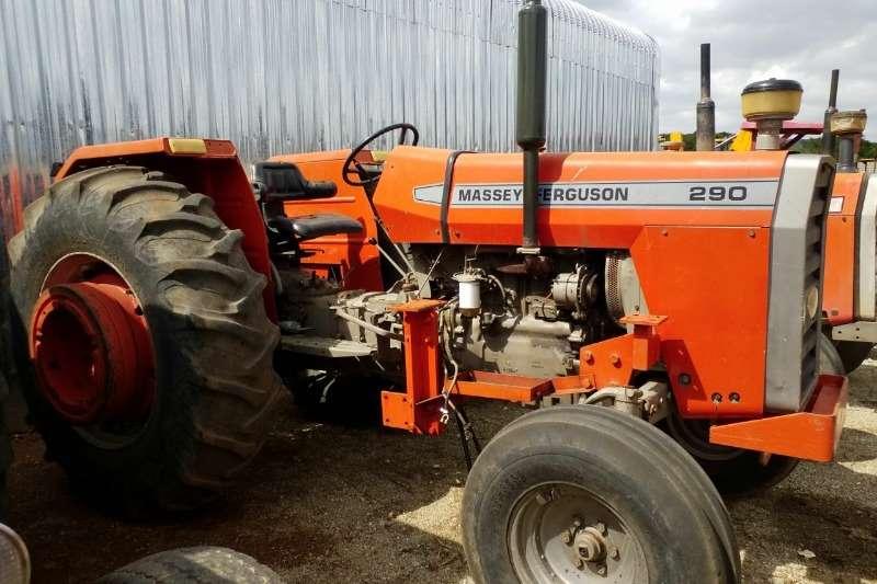 Massey Ferguson MF 290 Tractor - 012 520 5010 - Tractor Giants