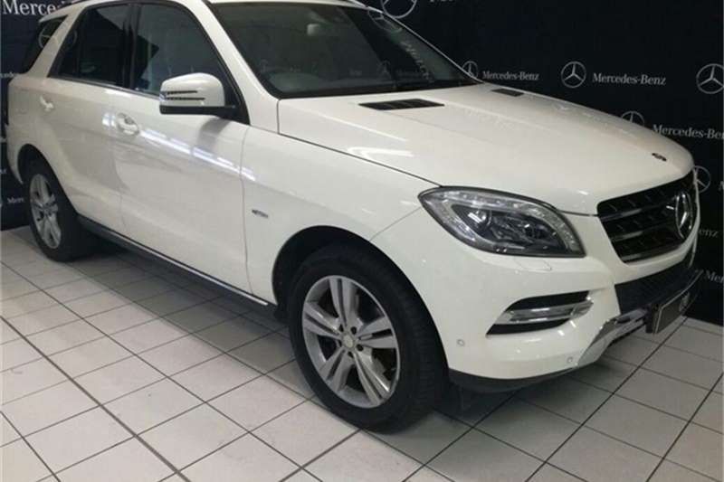 2012 Mercedes Benz ML
