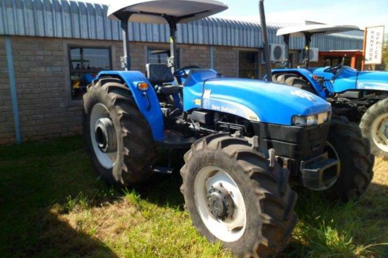 New Holland New Holland TD95 Tractor