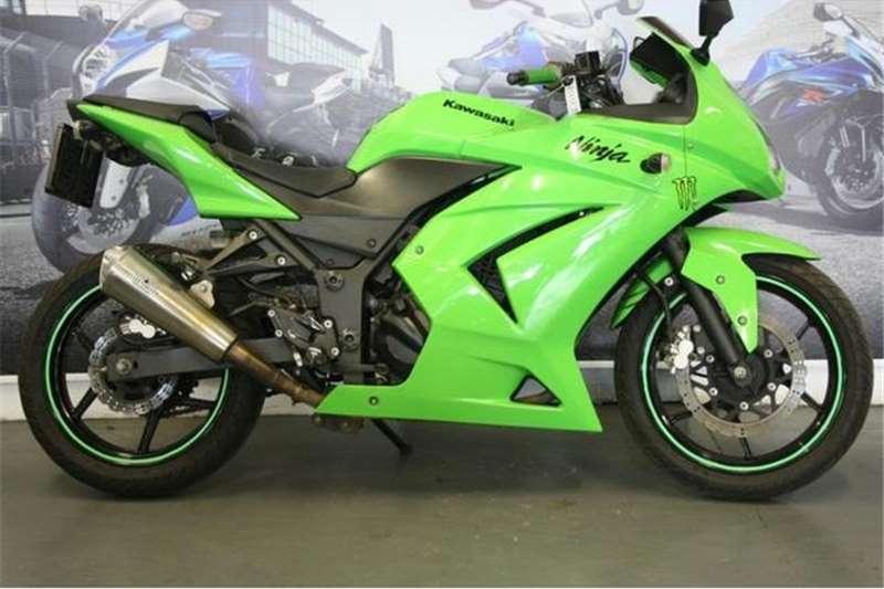 2009 Kawasaki Ninja