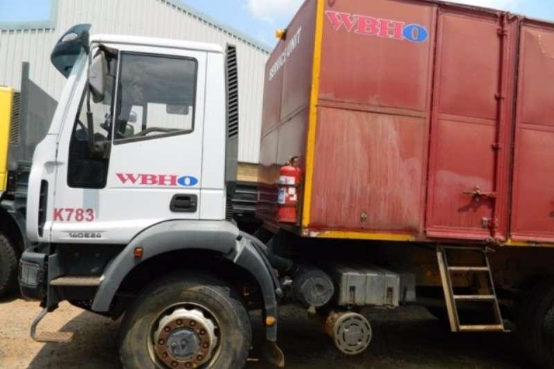 Iveco Iveco Trakker Euro Cargo 140E24 4x4 Field Service