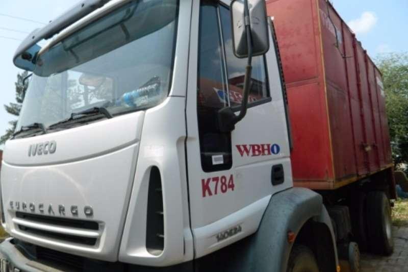 Iveco Iveco Trakker Euro Cargo 140E24 4x4 Volume Body Se