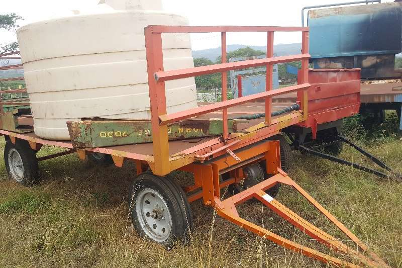 Other Various 2 & 4 wheel Trailers