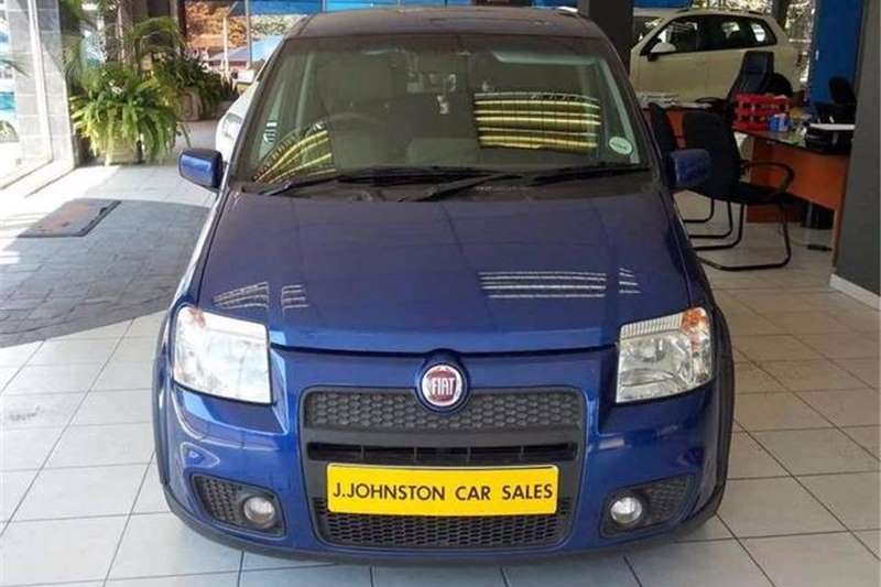 2008 Fiat Panda