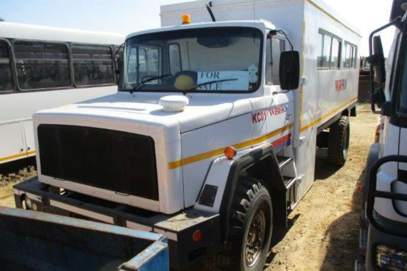 Samil Samil 50, 30 Seater, 4x4 Personnel Carrier