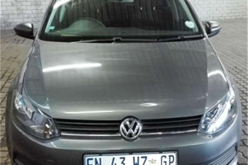2016 VW Polo