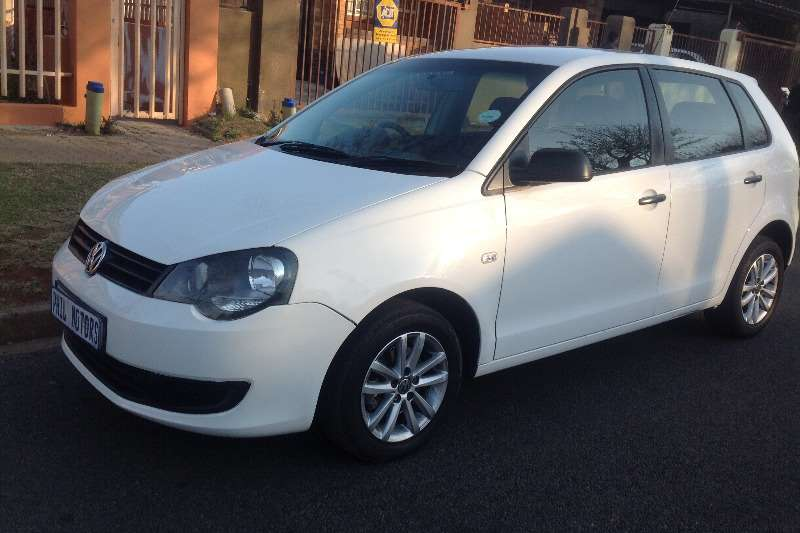 2011 VW Polo Vivo