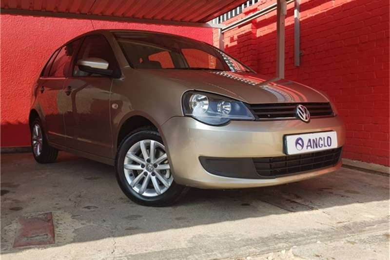 2016 VW Polo Vivo