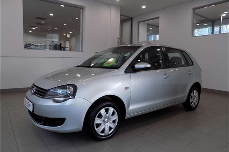 2017 VW Polo Vivo