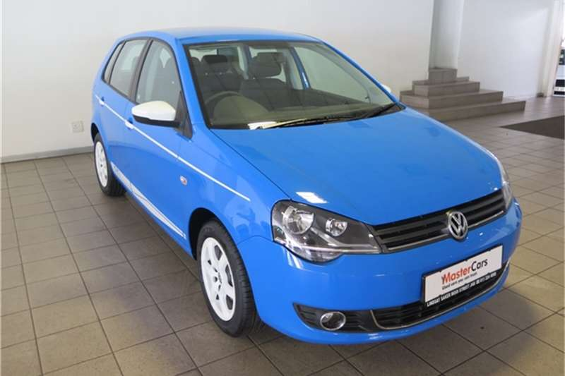 2018 VW Polo Vivo