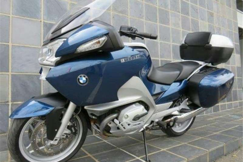 2008 BMW R1200 RT