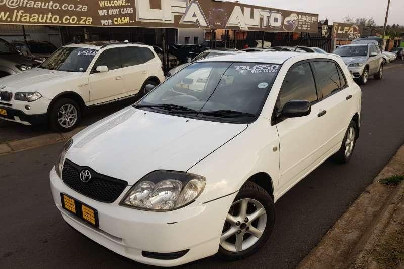 2003 Toyota RunX