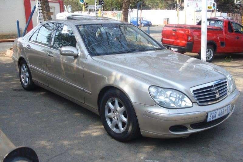 2005 Mercedes Benz S Class