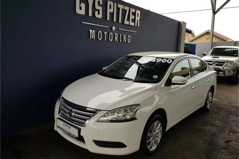 Nissan Sentra in South Africa | Junk Mail
