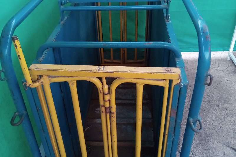 Sheep Scale/Weigher