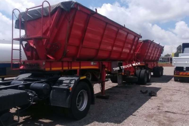 Paramount 34 TON SIDE TIPPER LINK