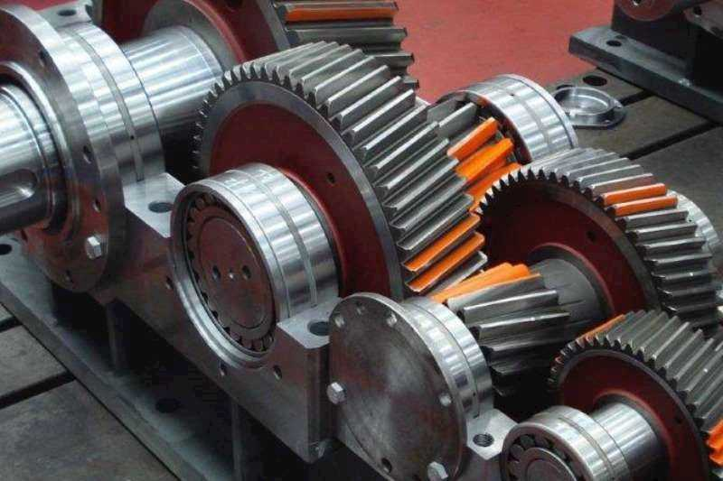 Gears Gearboxes