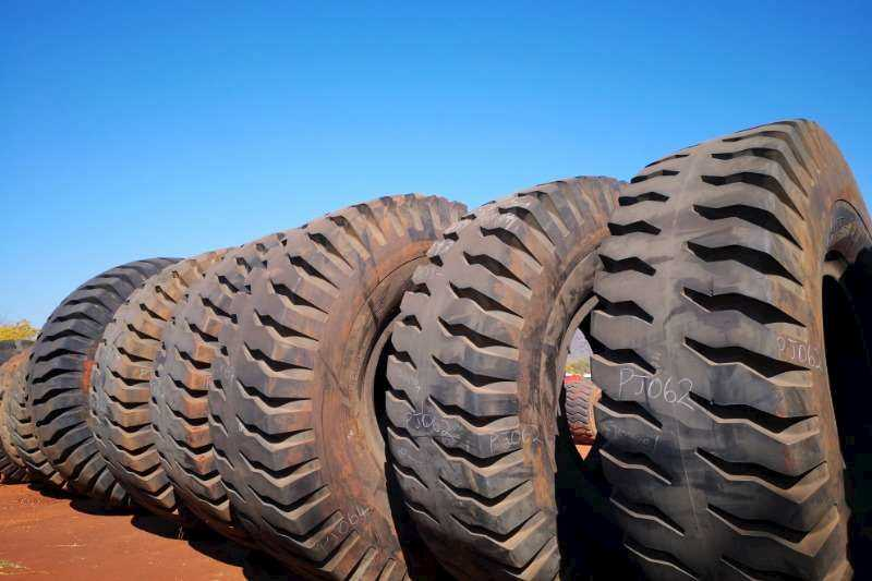 Off the Road (OTR) Tyres