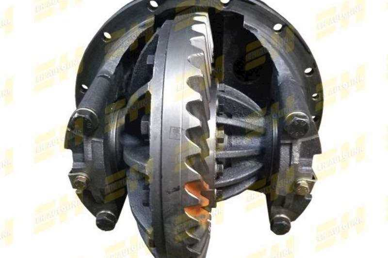Gears AMC Gearboxes