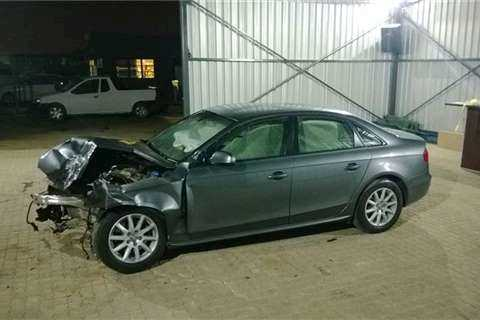 Audi A4 B8 2011
