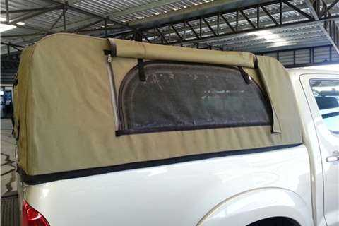 CANVAS CANOPY 2012