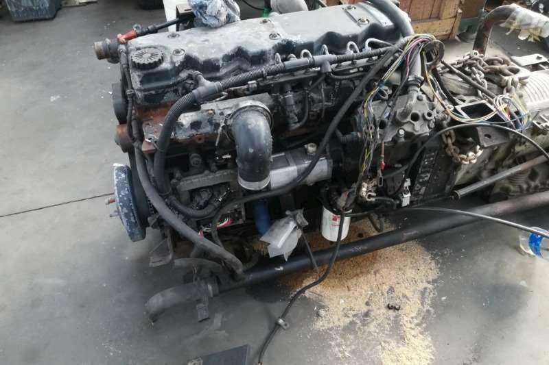 Full Units DAF Engines