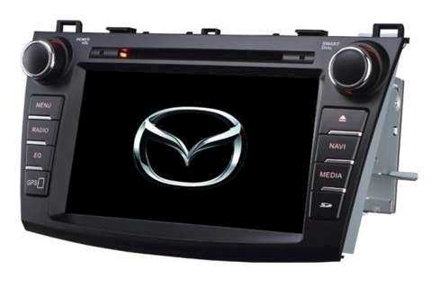 Finance On CAR DVD GPS Unit For Our Vehicle FINANCE AVAILABLE CAR DVD GPS FOR MAZDA 3 -2009