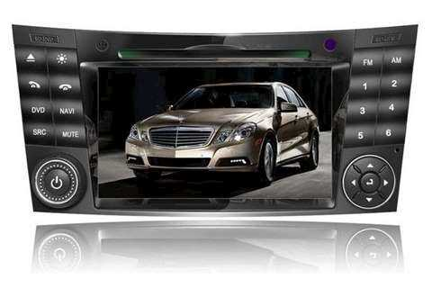 Finance On CAR DVD GPS Unit For Our Vehicle FINANCE AVAILABLE - CAR DVD GPS FOR MERCEDES E CLASS W 211