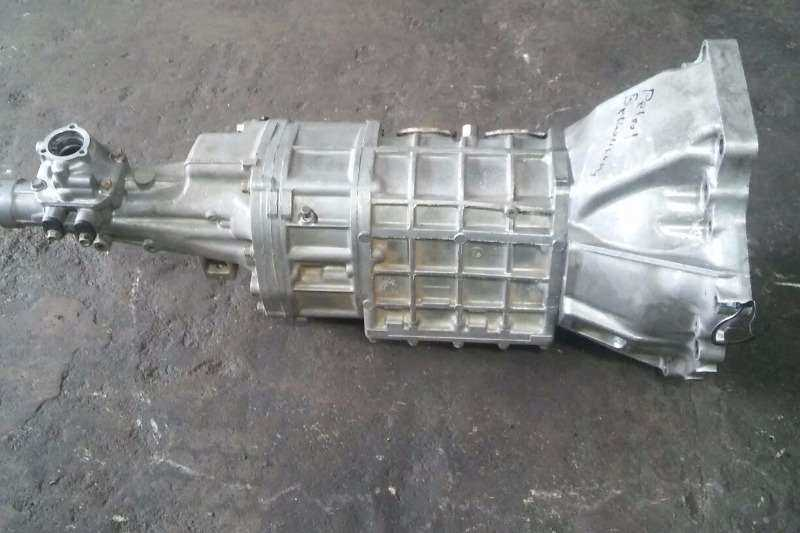 Full Units Ford Gearboxes