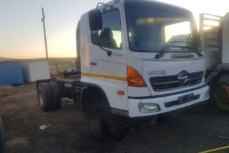 Trucks for Stripping Hino Body