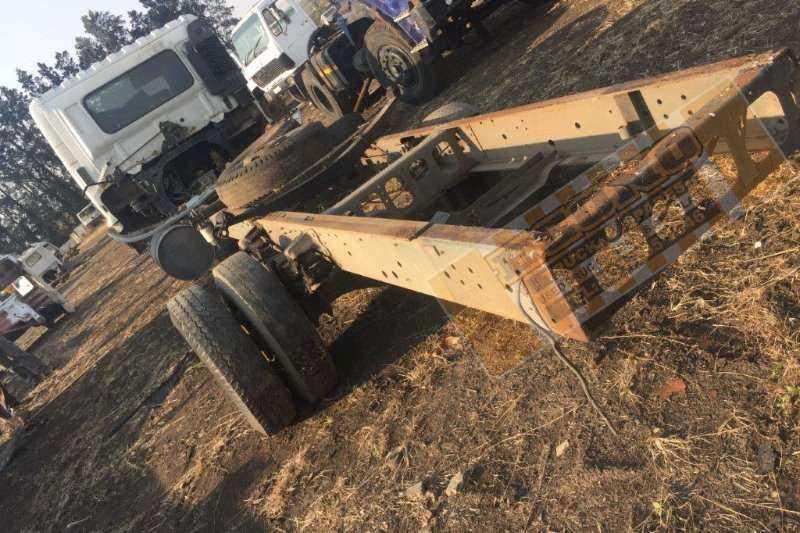 Trucks for Stripping Hino Body