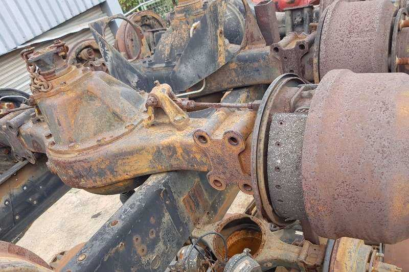 Rear Axle Differential Housing Halves Hino Axles