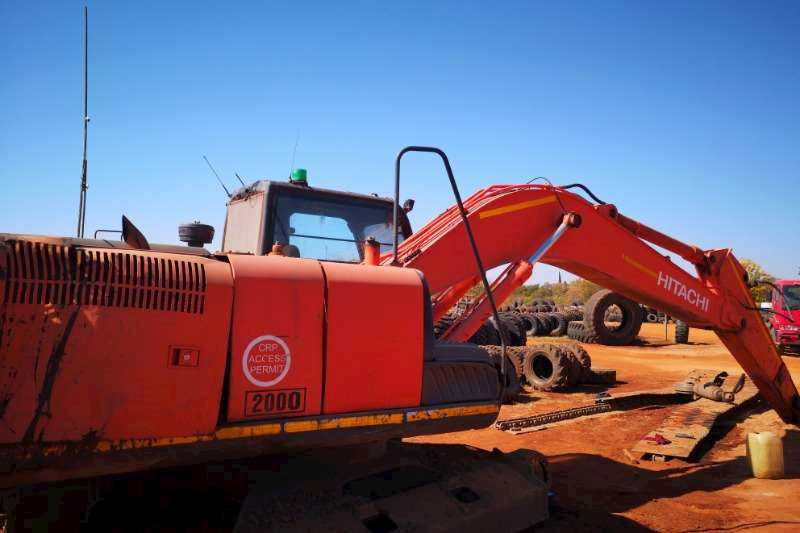 Hitachi Machinery For Stripping