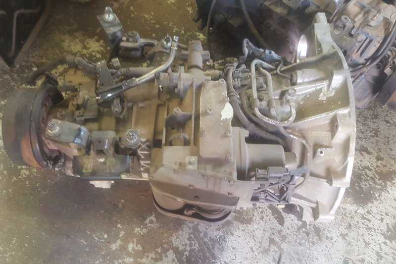 Full Units Isuzu Gearboxes