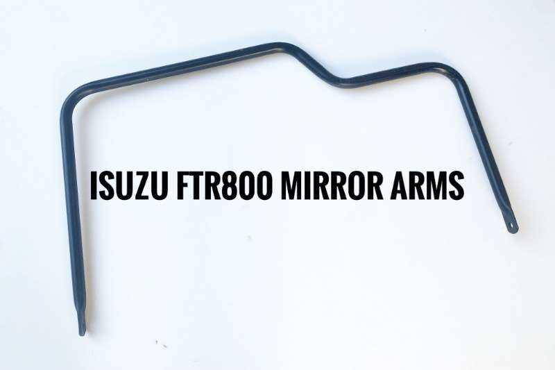 Mirrors Isuzu Body
