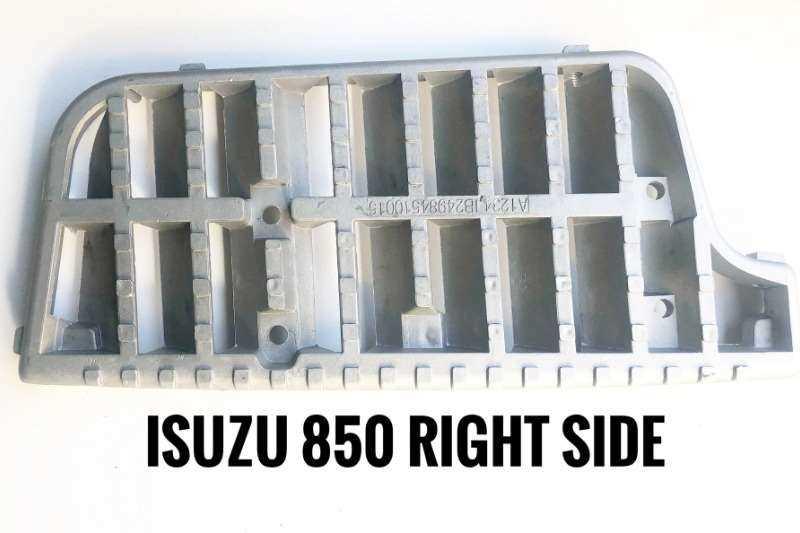 Steps Isuzu Body