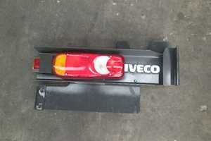 Iveco Tail PieceEurocargo