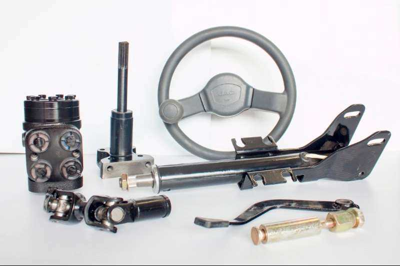 JAC Steering Components