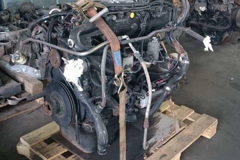 Full Units MAN Engines