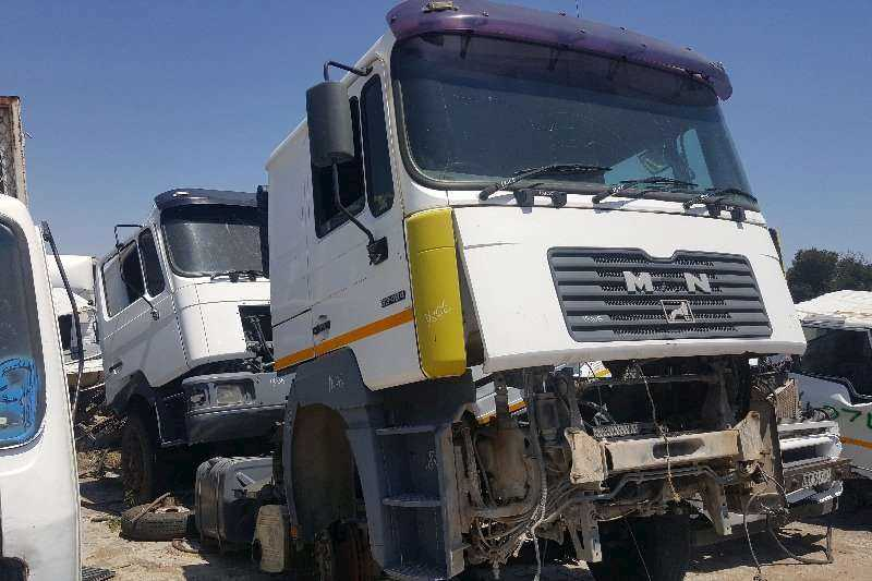 Trucks for Stripping MAN Body