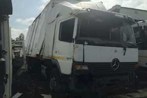 Mercedes Benz Truck Spares and Parts in Gauteng | Truck & Trailer