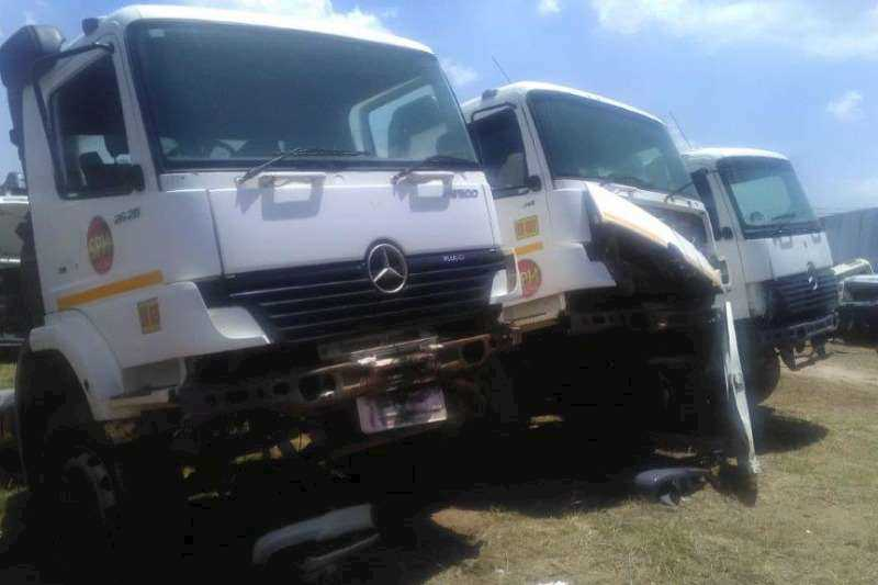 Full Units Mercedes Benz Cab