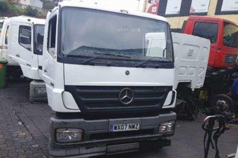 Mercedes Benz Cab