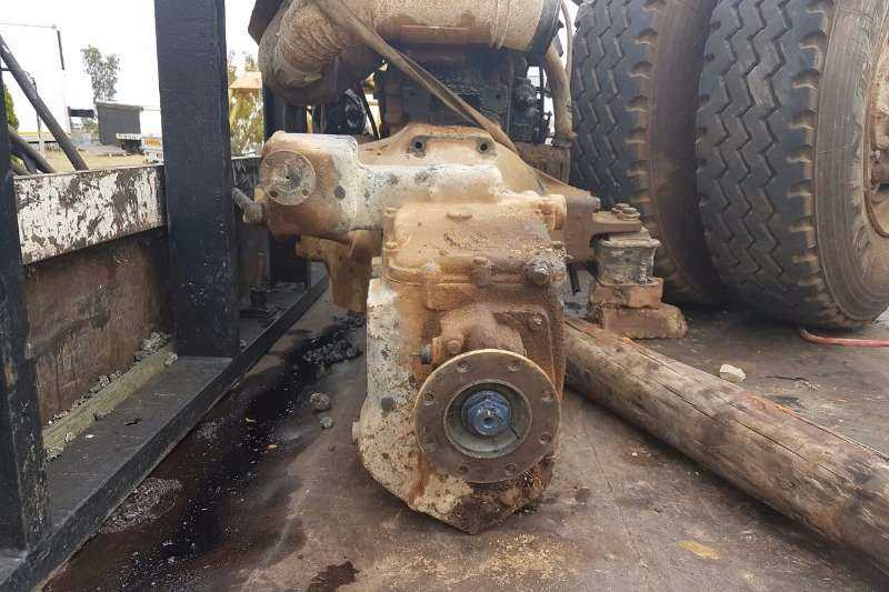 Full Units Mercedes Benz Gearboxes