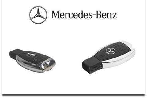Mercedes Smart Keys