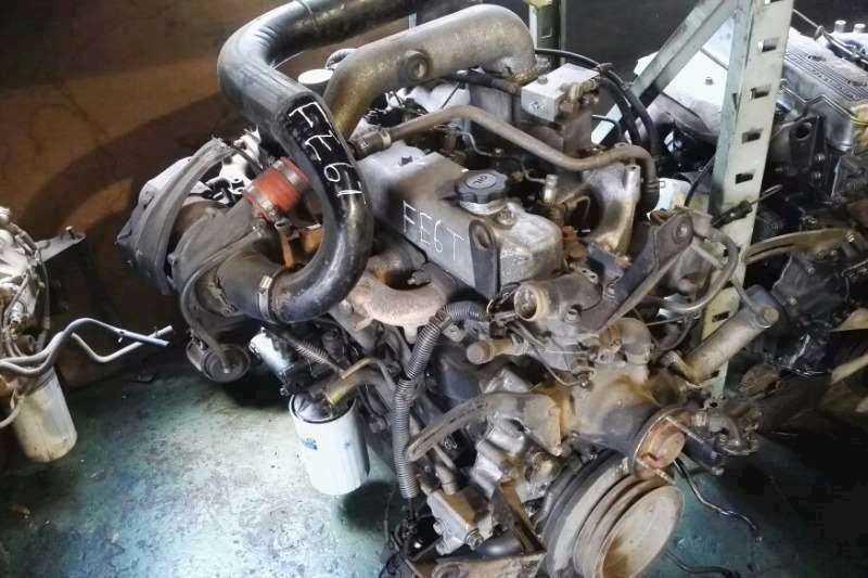 Full Units Nissan Engines