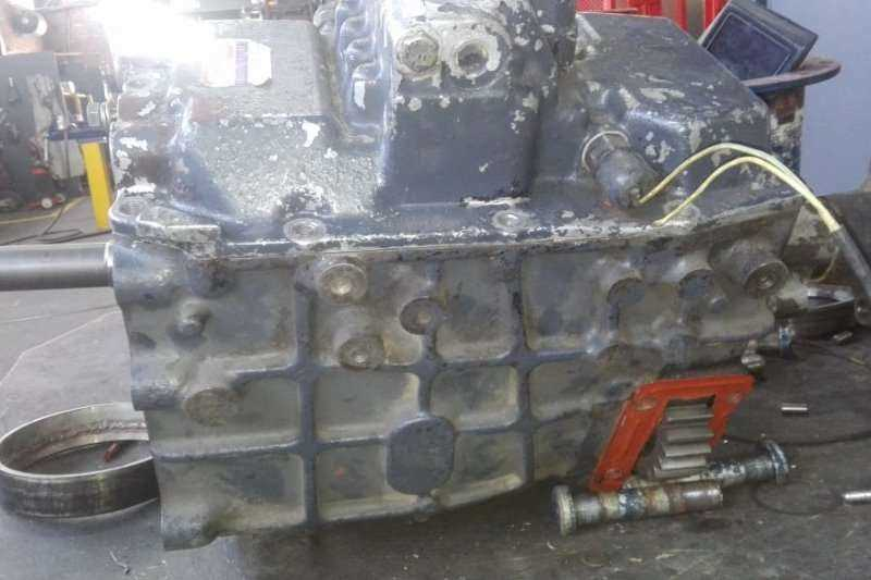 Full Units Nissan Gearboxes