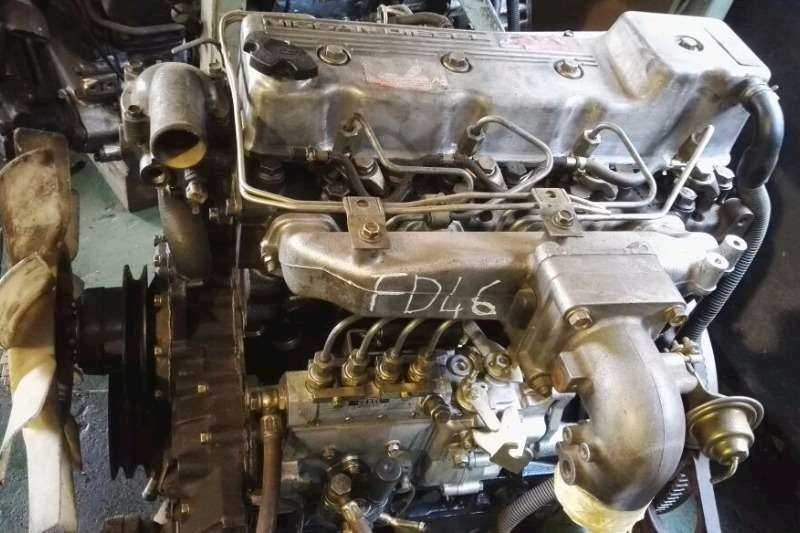 Full Units Nissan Engines