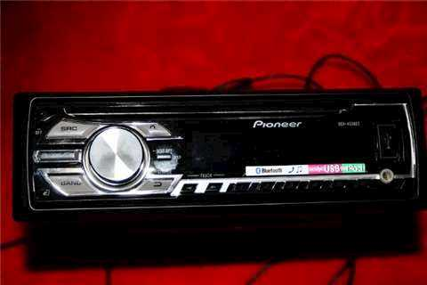 Pioneer Car Radio With 6 Speakers Pioneer