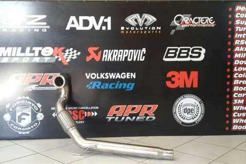 Rogue Performance Exhausts SA Downpipe & Software Combo